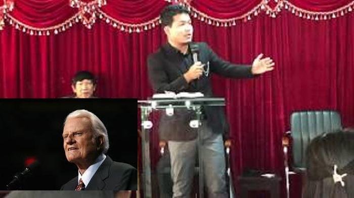 Thazaang Rak La Ve Na Pastor Soisel Hrim Hlah: Billy Graham