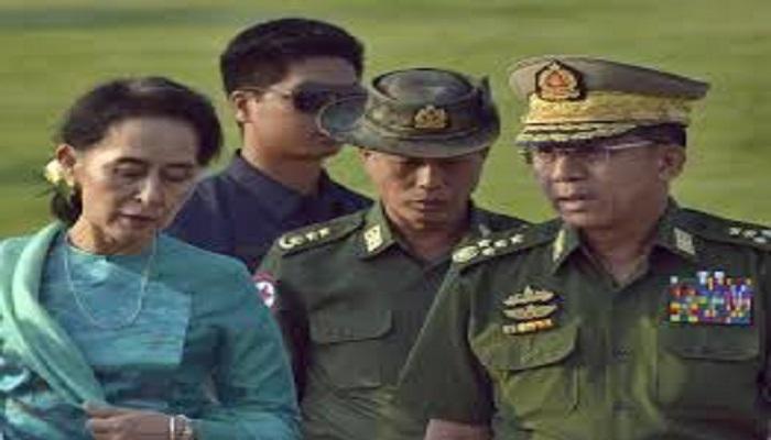 Aung San Suu Kyi ai sum kho ve ti lo thisen a luang tuk cang tlangcung minung pawl kap tihla uh tiin nawl a chuah cang