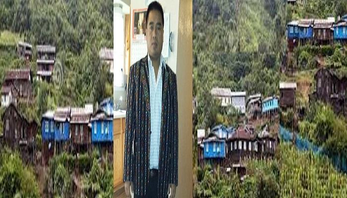 Zualko:Thantlang peng khua Pu Nawl Bik 35 nih A mah tein a nunnak ai lak i mual a kan liamtak