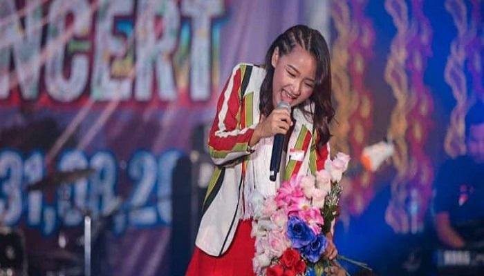 Malaysia laimi cu an min a tha kho tuk cang Mizo singer nu thawngin