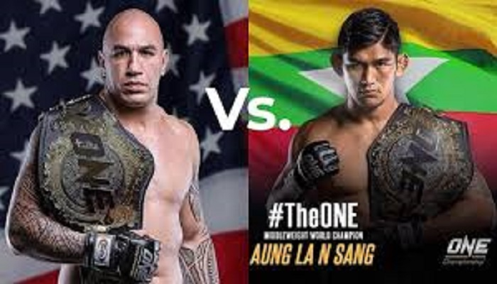 Aung Lan Sang nih Vera cu a tei lai lo tiah bia i elh nak a chuak cang