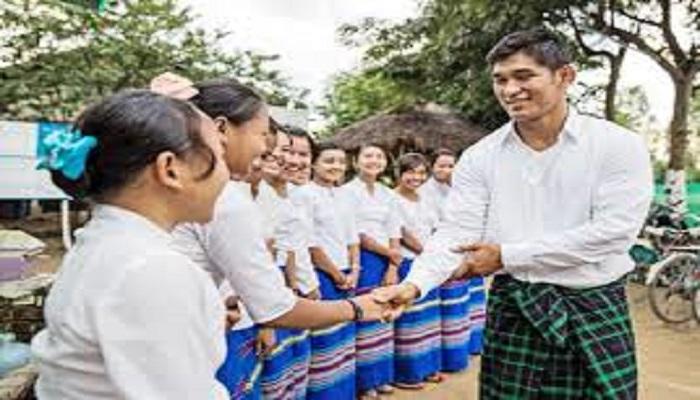 Aung Lan Sang caah mipi thinphang in an um poi ko