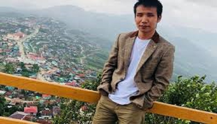 A poi ko:Salai Lung Thli Tum caah cun thawngpang chia taktak asi cang ko